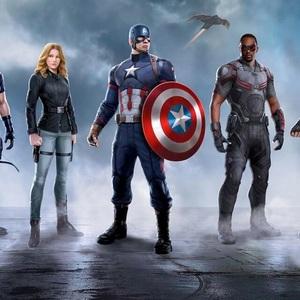 فیلم «کاپیتان آمریکا: جنگ داخلی»(Captain America: Civil War)