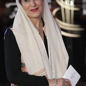 فاطمه معتمد آریا، بازیگر فیلم «نبات»(nabat) در چهاردهمین جشنواره فیلم مراکش