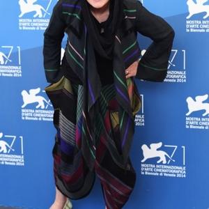 فاطمه معتمد آریا، بازیگر فیلم «نبات»(nabat) در هفتاد و یکمین جشنواره فیلم ونیز