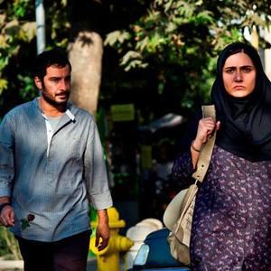 نوید محمدزاده و باران کوثری در «عصبانی نیستم»