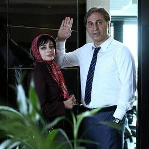 یکتا ناصر و حمیدفرخنژاد در نمایی از فیلم «مشکل گیتی»