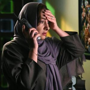 هانیه توسلی در نمایی از فیلم «نقطه کور»