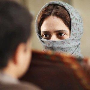 پریناز ایزدیار در نمایی از فیلم «ابد و یک روز»