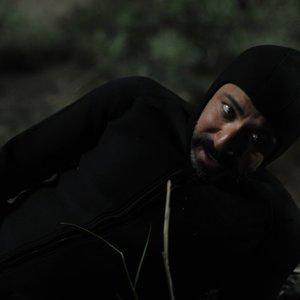 امیر آقایی در نمایی از فیلم «پری دریایی»