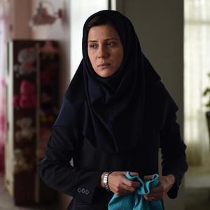 سارا بهرامی در نمایی از فیلم «خانهای در خیابان چهل و یکم»