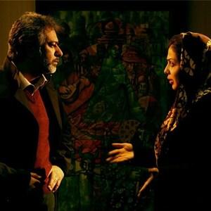 لیلا اوتادی و محمدرضا هدایتی در نمایی از فیلم «مالیخولیا» ساخته مرتضی آتش زمزم