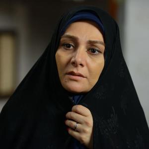 هنگامه قاضیانی در نمایی از فیلم «دلبری» دومین ساخته سید جلال اشکذری