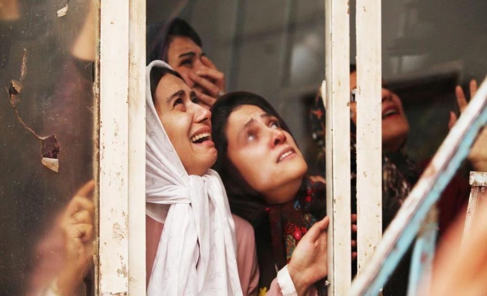 نمایی از فیلم «ابد و یک روز» ساخته سعید روستایی
