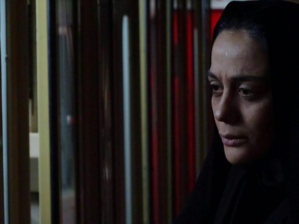 مارال فرجاد در نمایی از فیلم «جاودانگی» ساخته مهدی فردقادری