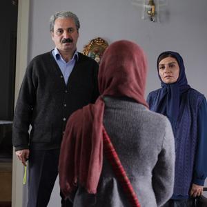 حمید فرخ نژاد و هنگامه قاضیانی در فیلم «زندگی مشترک آقای محمودی و بانو»