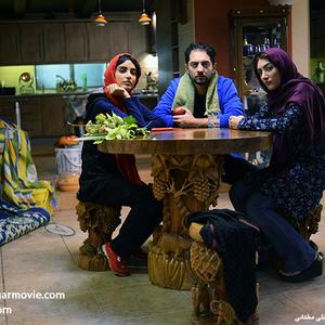 نمایی از فیلم «نقش نگار» ساخته علی عطشانی