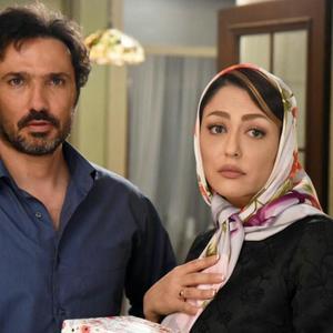 محمدرضا فروتن و شقایق فراهانی در نمایی از فیلم سینمایی «نقطه کور»