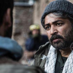 حسن جوهرچی در نمایی از فیلم «مردان آفتاب»