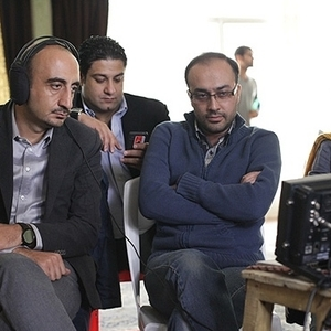 پشت صحنه فیلم «زندگی مشترک آقای محمودی و بانو»