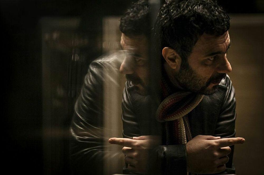 علیرضا ثانی فر در نمایی از فیلم «پل خواب» اولین ساخته اکتای براهنی