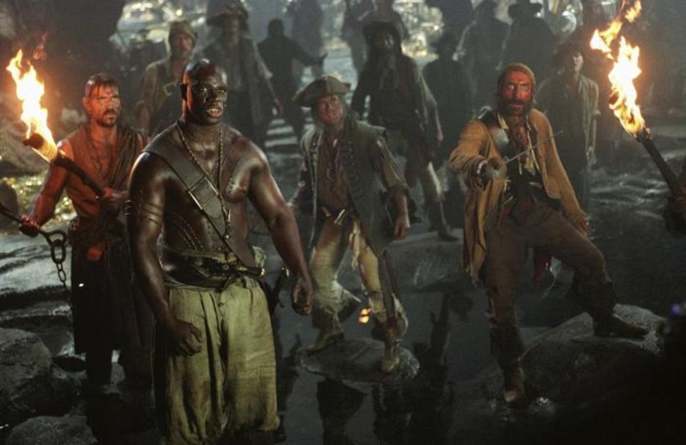 دزدان دریایی کارائیب: نفرین مروارید سیاه