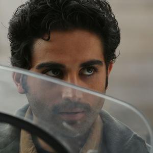 آرمان درویش در نمایی از فیلم «چهارشنبه»