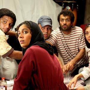 فیلم «تیک آف» ساخته احسان عبدی پور