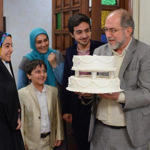 نمایی از فیلم «دلبری» ساخته سید جلال اشکذری