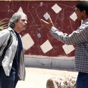 نمایی از فیلم «جزیره رنگین» با بازی مهدي احمدی
