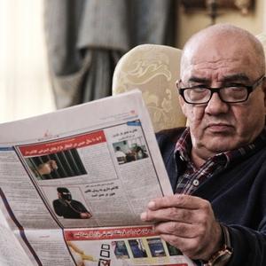 نمایی از فیلم سینمایی «متولد 65» با بازی احسان امانی