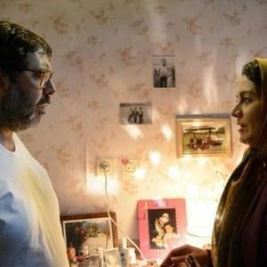 فرهاد اصلانی و مریلا زارعی در نمایی از فیلم «دختر»