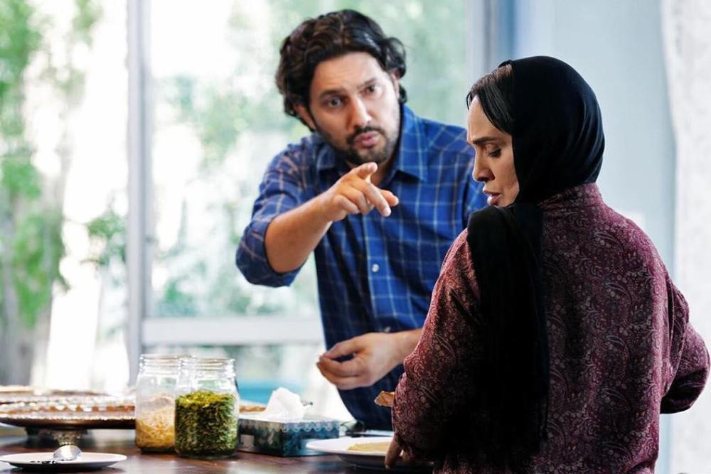 فیلم «نیمه شب اتفاق افتاد» در بخش سودای سیمرغ سی و چهارمین جشنواره فیلم فجر