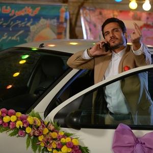 عباس غزالی در نمایی از فیلم سینمایی «دلبری» ساخته سید جلال اشکذری