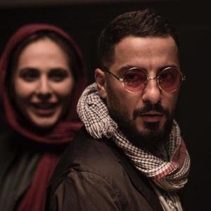 نوید محمدزاده در نمایی از فیلم «خشم و هیاهو» ساخته هومن سیدی