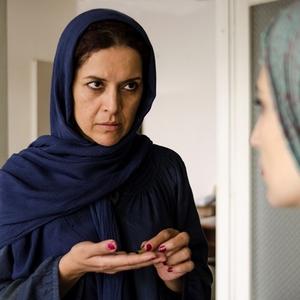 نازنین فراهانی در فیلم موقت ساخته امیر عزیزی