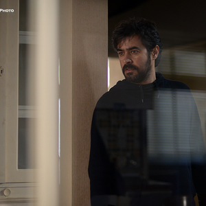 شهاب حسینی در نمایی از هفتمین ساخته اصغر فرهادی