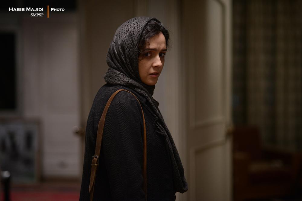 ترانه عليدوستى در نمایی از هفتمین ساخته اصغر فرهادی