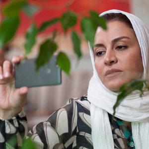 مریلا زارعی در نمایی از فیلم «گیتا» ساخته مسعود مددی