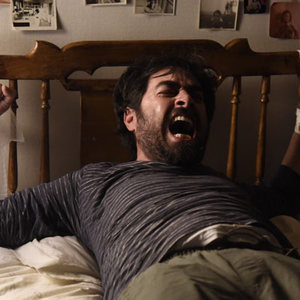 شهاب حسینی در نمایی از فیلم «برادرم خسرو»