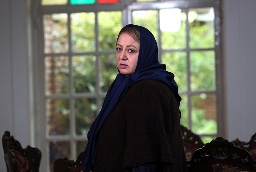 لیلی فرهادپور در نمایی از فیلم «خماری» اولین ساخته داریوش غذبانی