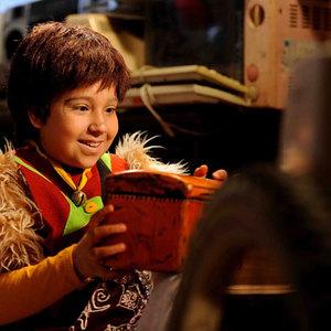 نمایی از فیلم «تتل و راز صندوقچه»