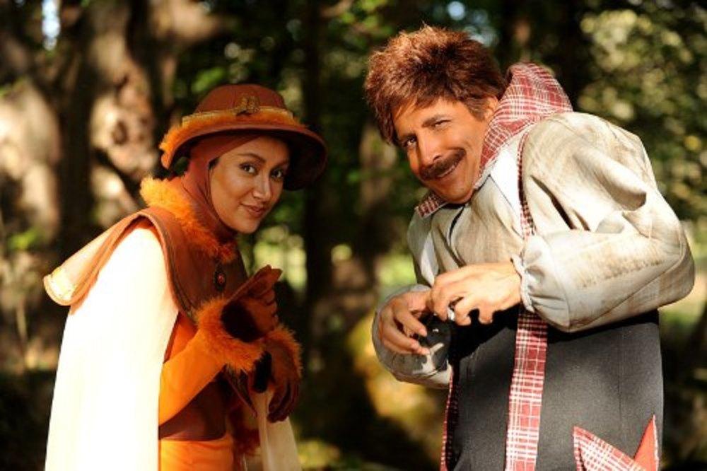 فیلم سینمایی کودکانه «تتل و راز صندوقچه»