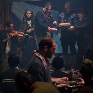 نمایی از فیلم «سینما نیمکت» ساخته محمد رحمانیان