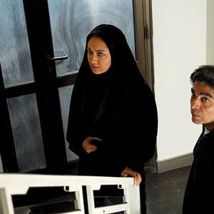 نیکی کریمی و مهدی احمدی در فیلم «بیداری»