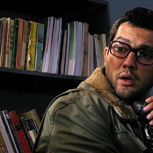 حامد بهداد در فیلم «بیداری»