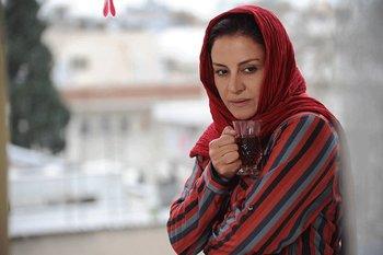 مریلا زارعی در نمایی از فیلم «گیتا»