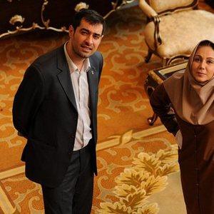 بهنوش بختیاری و شهاب حسینی در فیلم پنج ستاره