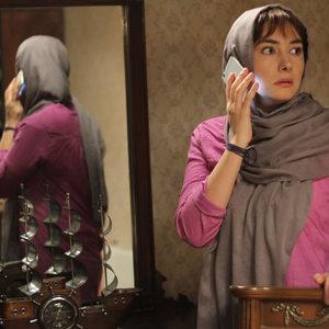 هانیه توسلی در نمایی از فیلم «هفت ماهگی» ساخته هاتف علیمردانی