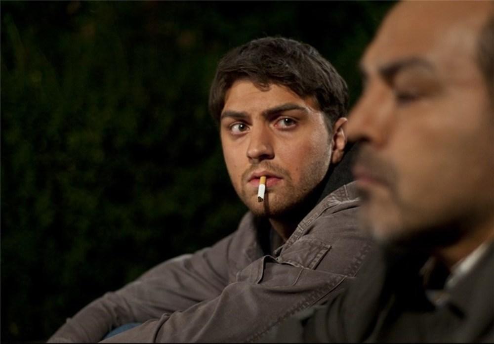 امیرحسین فتحی در نمایی از فیلم «آخرین بار کی سحر رو دیدی؟»