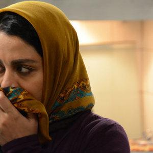 مریلا زارعی در نمایی از فیلم «دختر»