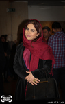 تینا پاکروان، کارگردان فیلم «نیمه شب اتفاق افتاد» در اکران این در کاخ سی و چهارمین جشنواره فیلم فجر