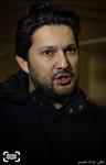 حامد بهداد در اکران فیلم «نیمه شب اتفاق افتاد» در کاخ سی و چهارمین جشنواره فیلم فجر