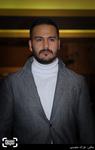 میلاد کی مرام در اکران فیلم «نیمه شب اتفاق افتاد» در کاخ سی و چهارمین جشنواره فیلم فجر