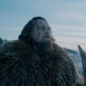 لئوناردو دیکاپریو در نمایی از فیلم سینمایی «بازگشته»