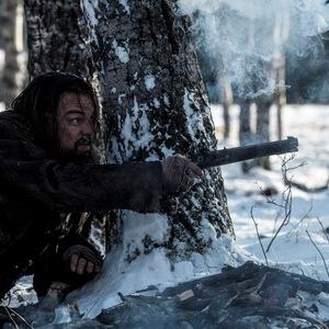 لئوناردو دیکاپریو در نمایی از فیلم «بازگشته»(The Revenant)